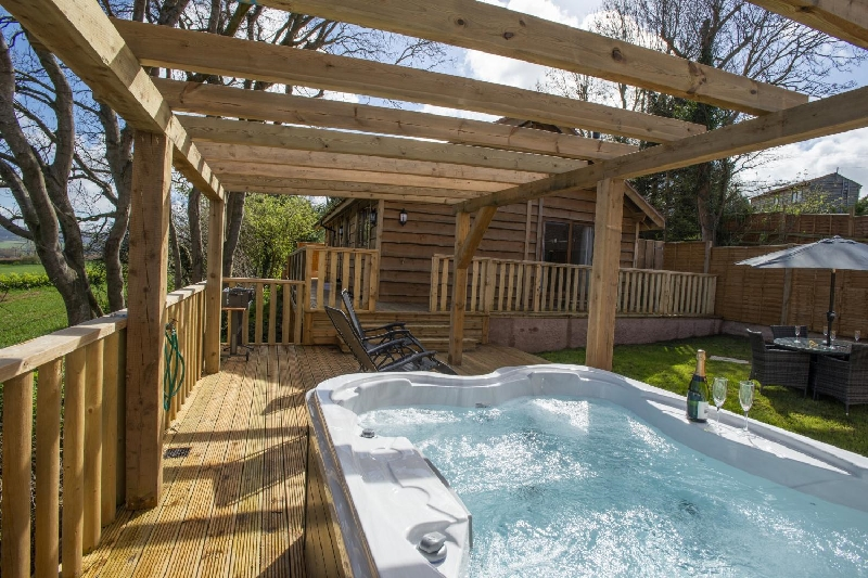 Somerset Cottage Holidays - Click here for more about Elm Lodge