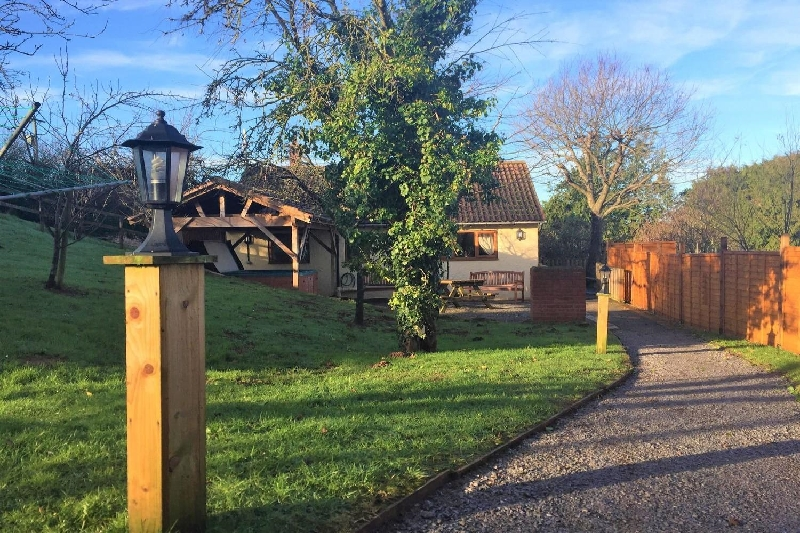 Somerset Cottage Holidays - Click here for more about Orchard Cottage