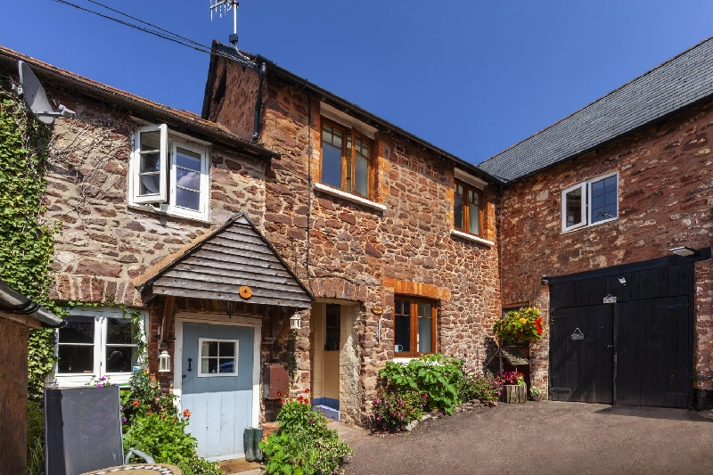 Somerset Cottage Holidays - Click here for more about Bamboo Cottage