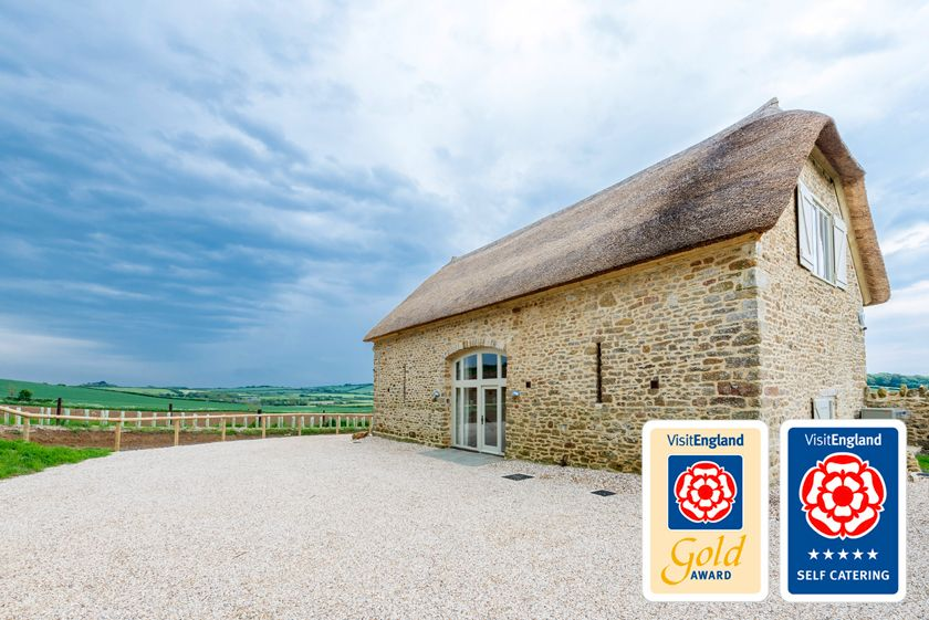 Dorset Cottage Holidays - Click here for more about Merry Hill Barn