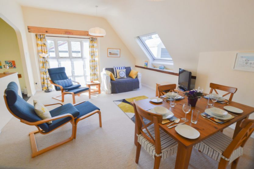 Cornwall Cottage Holidays - Click here for more about 3 The Old School House