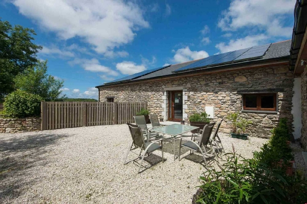 Jubilee Cottage is located in Bodmin Moor
