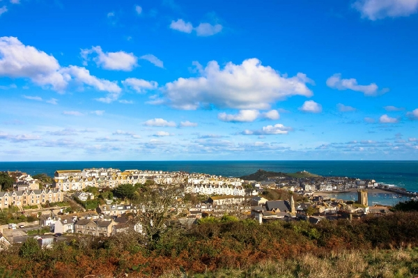 Mexico Bay is located in St Ives
