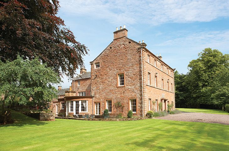 Cumbria Cottage Holidays - Click here for more about Melmerby Hall