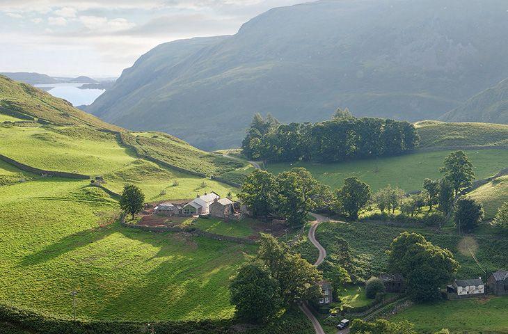 English Cottage Holidays - Hause Hall Farm and Cruick Barn