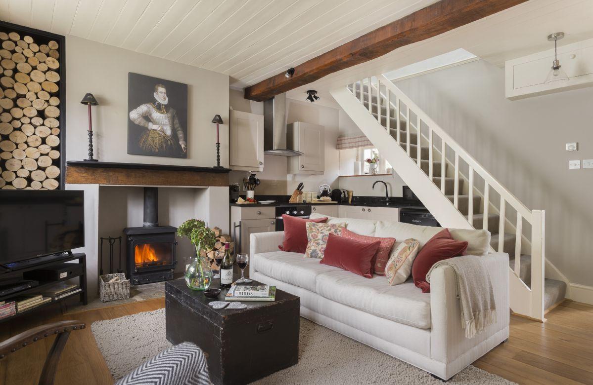 Garsons Cottage is located in Idbury