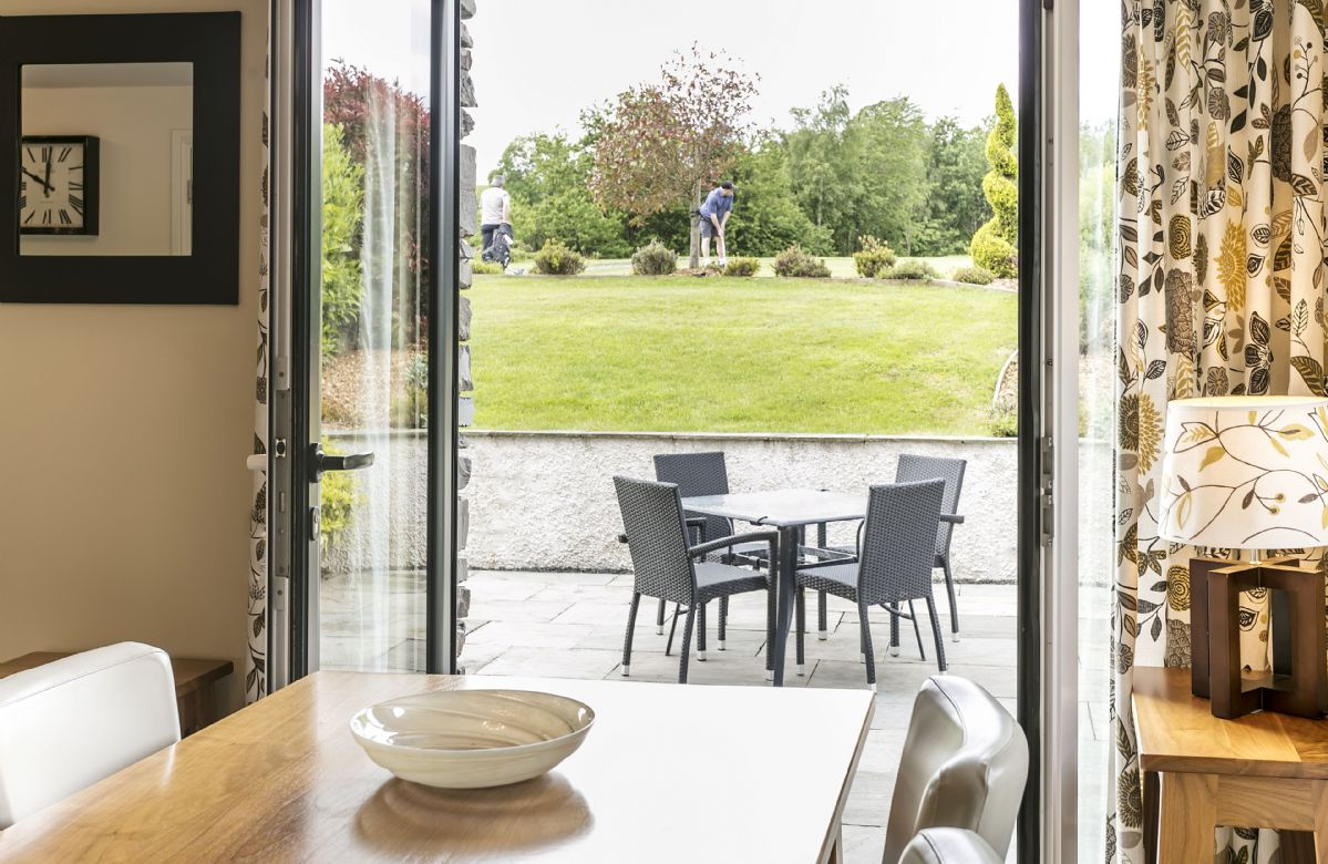 Cumbria Cottage Holidays - Click here for more about The Golf Apartment