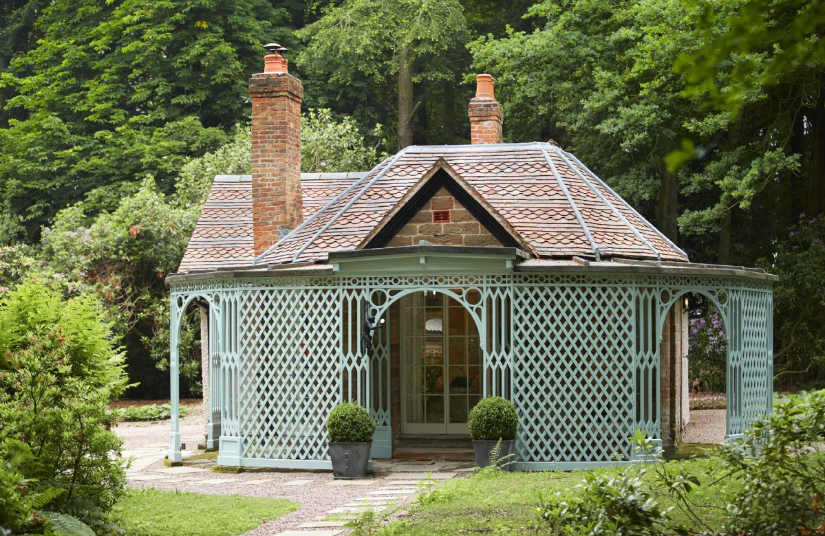 Shropshire Cottage Holidays - Click here for more about Pink Cottage