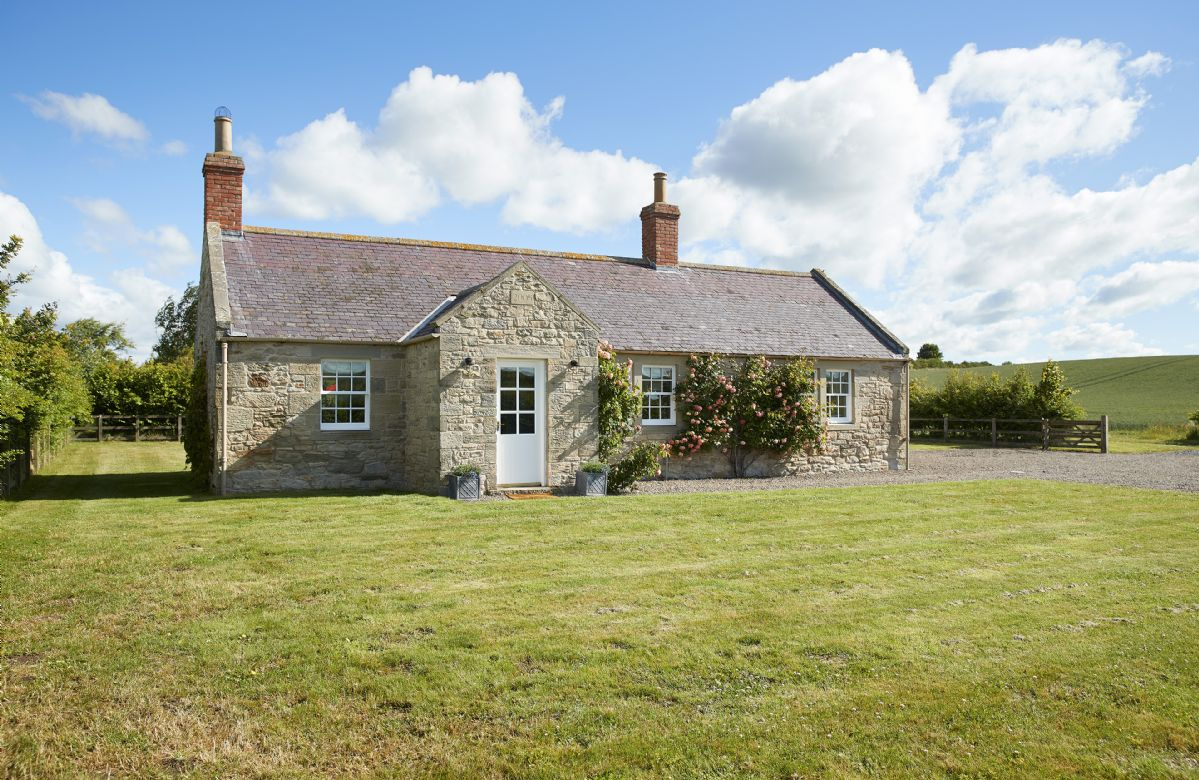Northumberland Cottage Holidays - Click here for more about Lightpipe