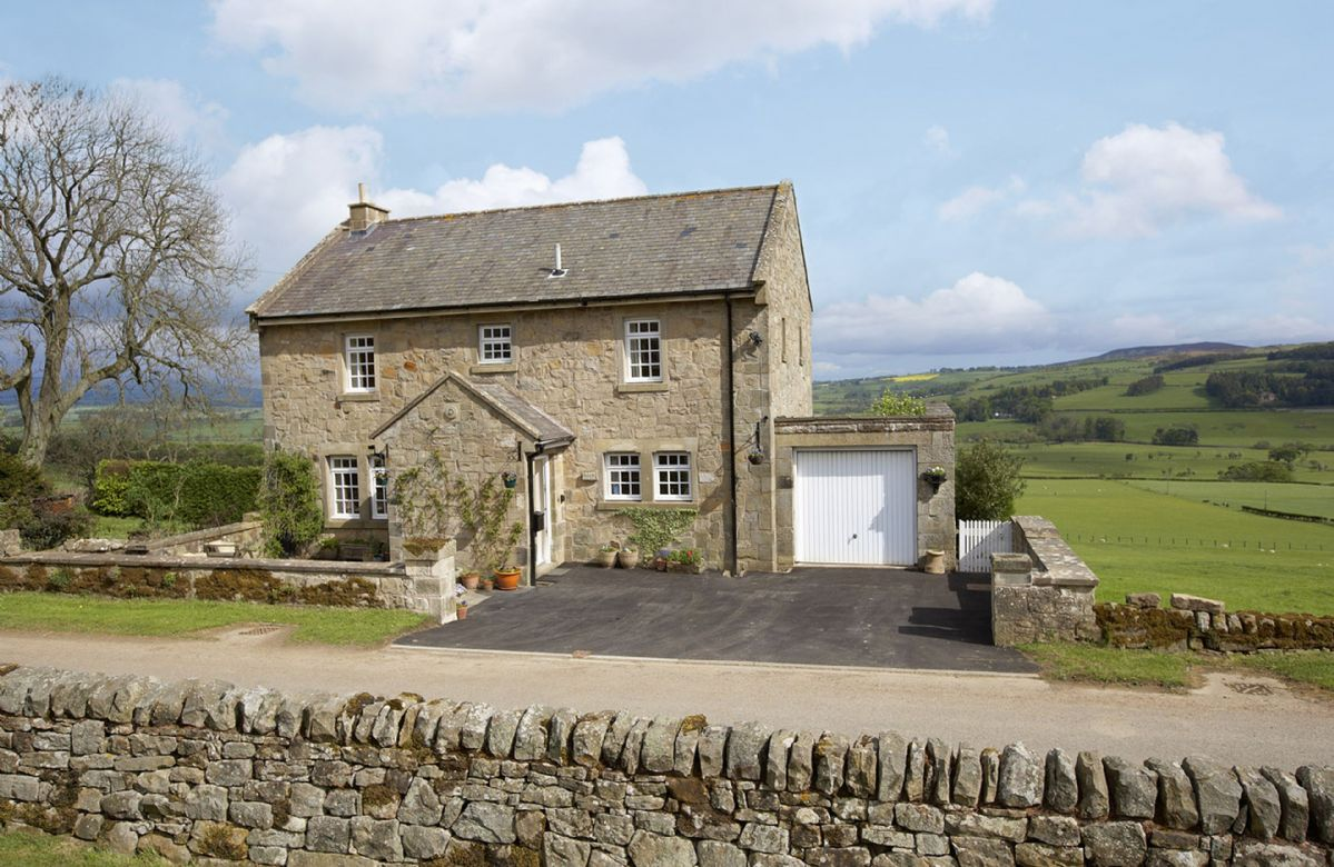 Northumberland Cottage Holidays - Click here for more about Croft House