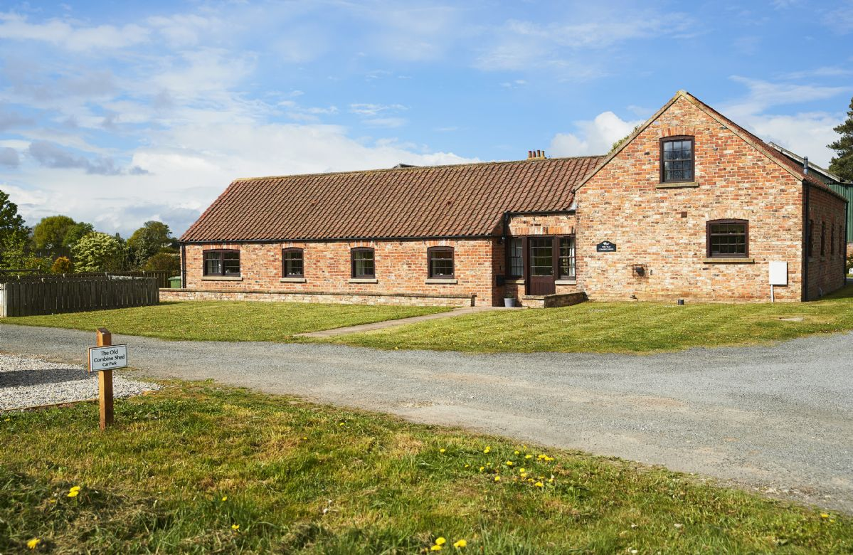 Yorkshire Cottage Holidays - Click here for more about The Old Combine Shed
