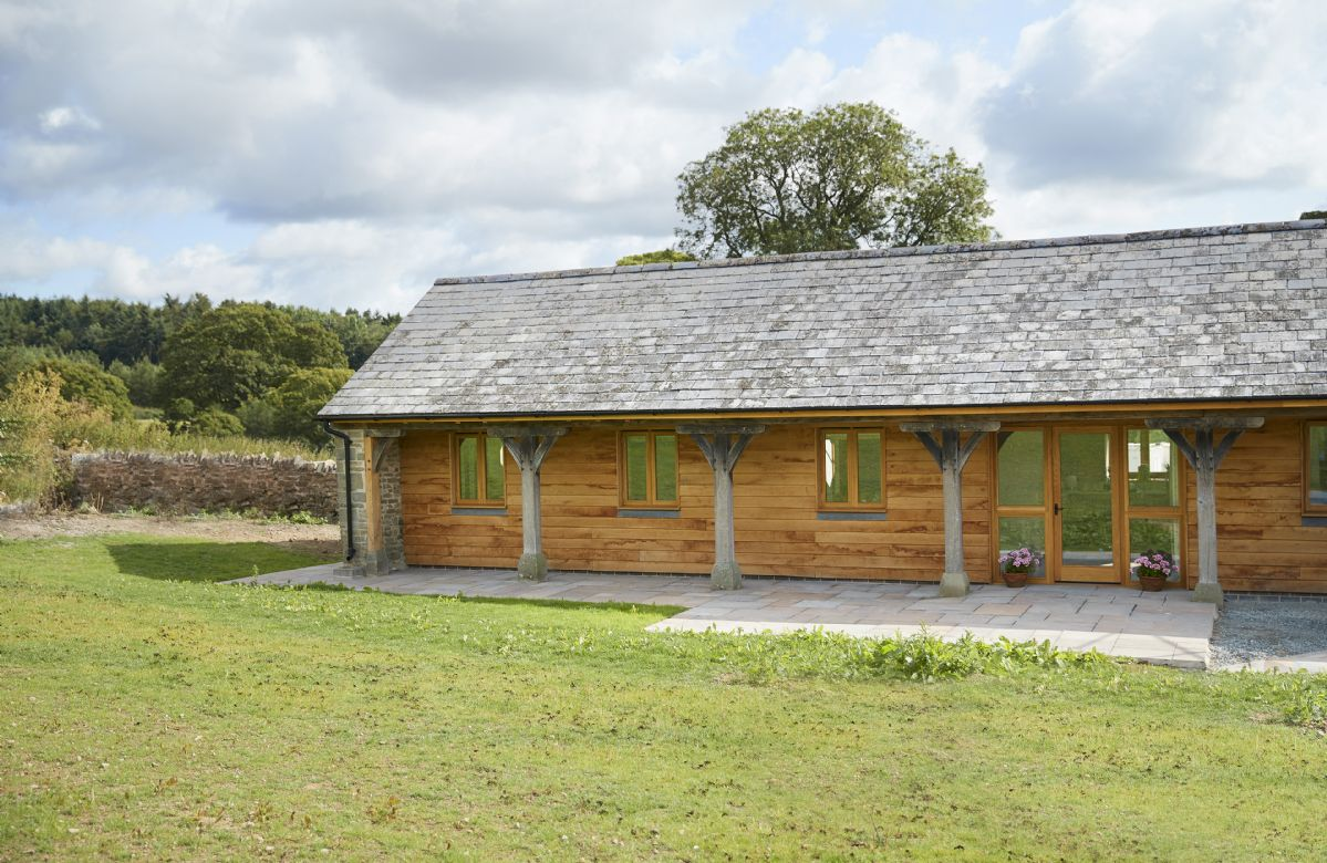 Shropshire Cottage Holidays - Click here for more about The Cart Shed