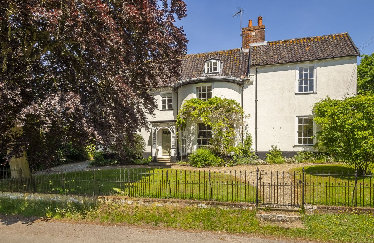 Suffolk Cottage Holidays - Click here for more about The Old Rectory