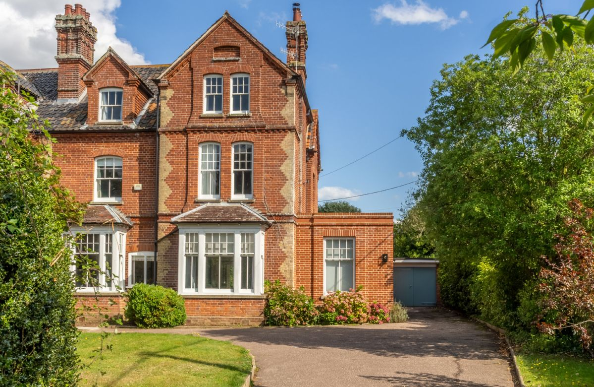 English Cottage Holidays - Belstead House