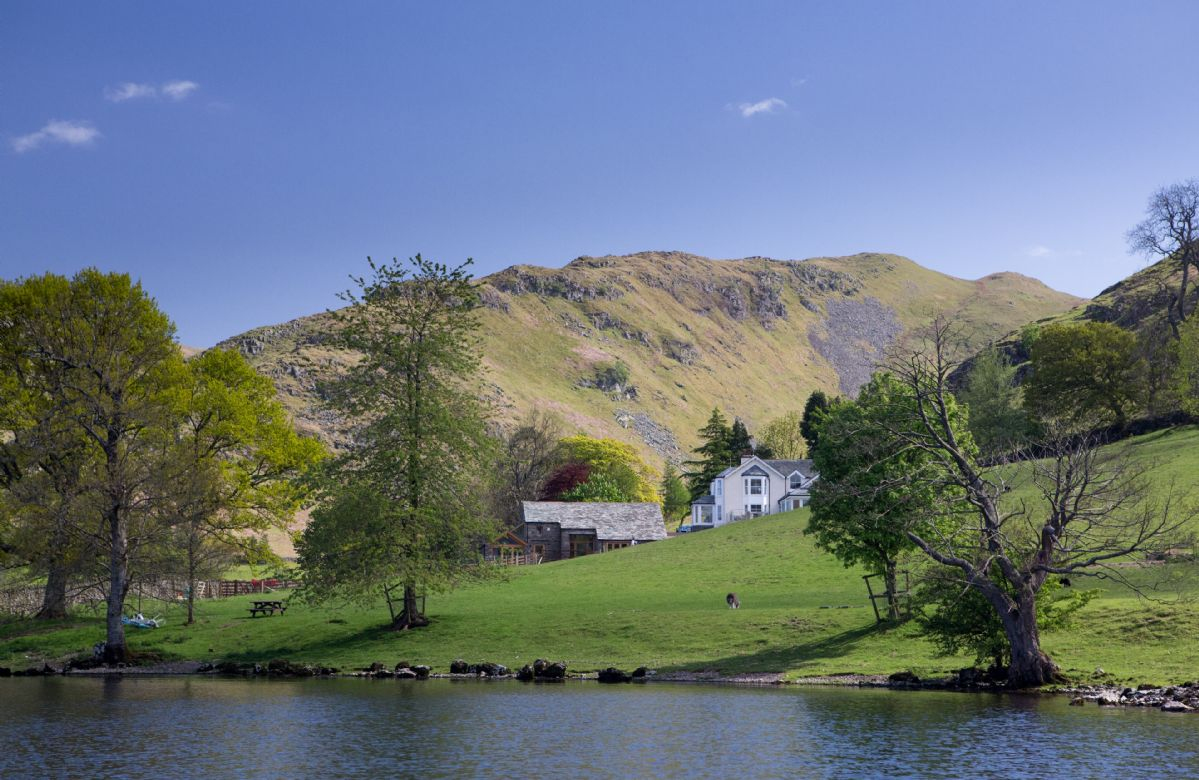 Click here for more about Waternook and The Great Barn