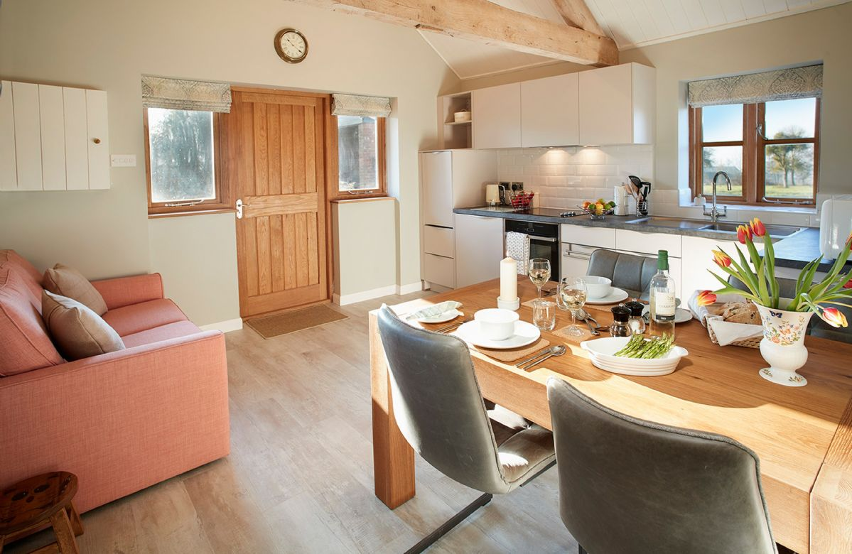 Herefordshire Cottage Holidays - Click here for more about Little Owls Barn