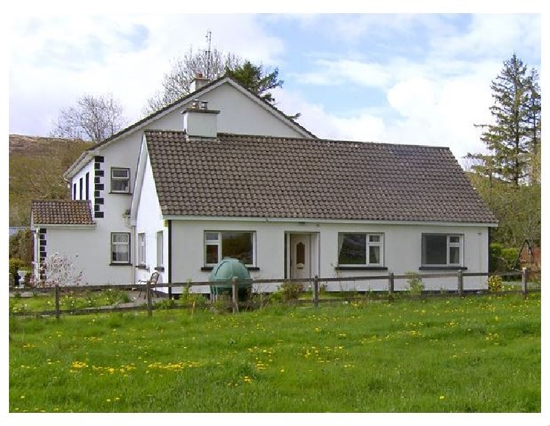 Galway Cottage Holidays - Click here for more about Rockfield House