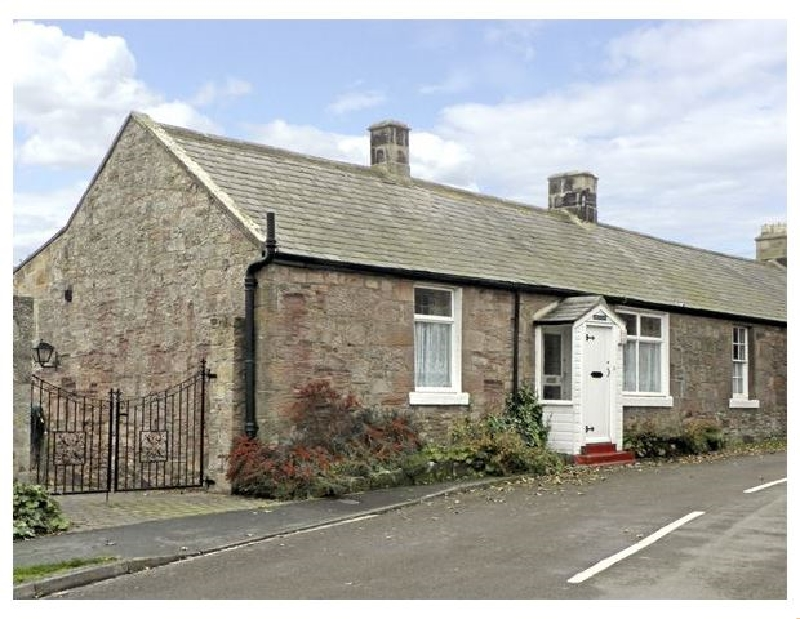 Northumberland Cottage Holidays - Click here for more about Lyndhurst Cottage