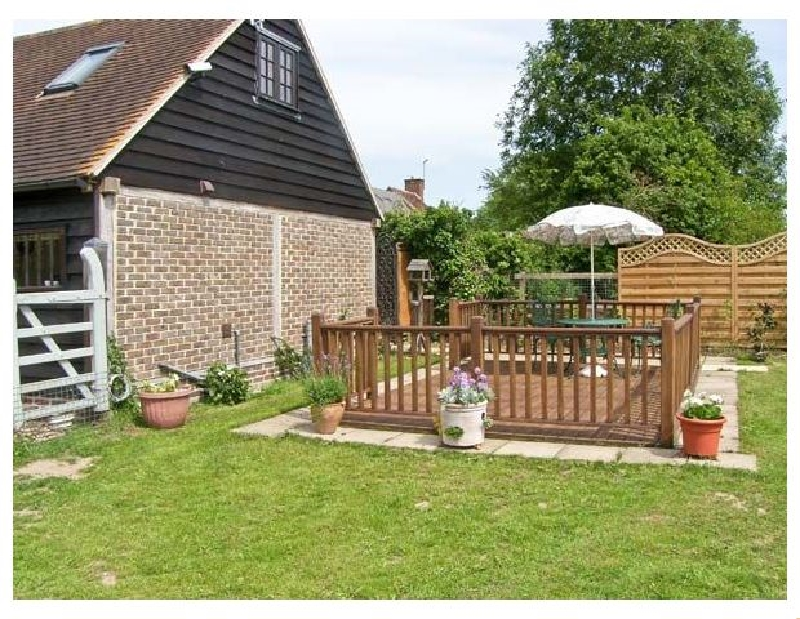 Cambridgeshire Cottage Holidays - Click here for more about The Studio- Horseshoe Cottage