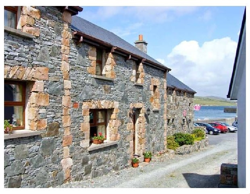 Galway Cottage Holidays - Click here for more about King Cottage