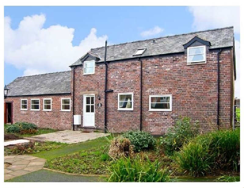 Denbighshire Cottage Holidays - Click here for more about The Barn