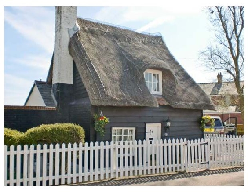 Essex Cottage Holidays - Click here for more about Little Thatch