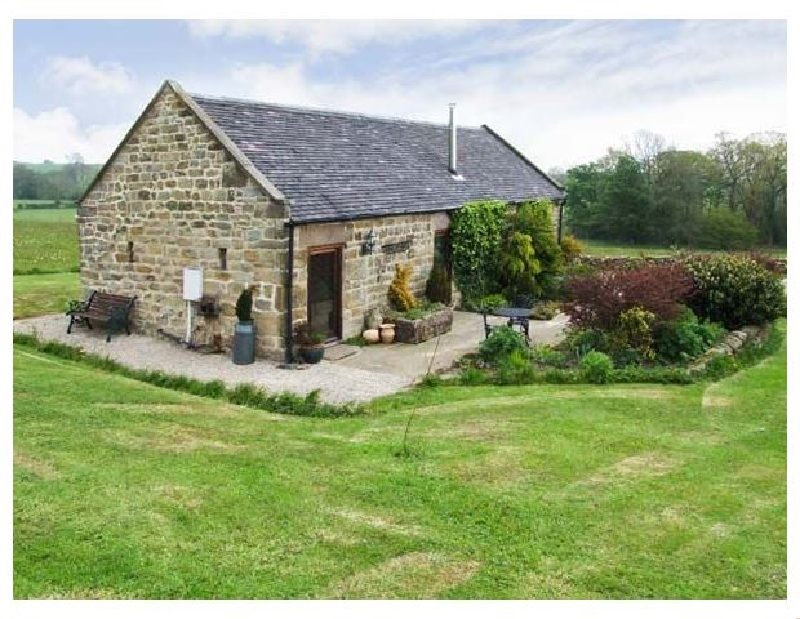 Derbyshire Cottage Holidays - Click here for more about Garden House