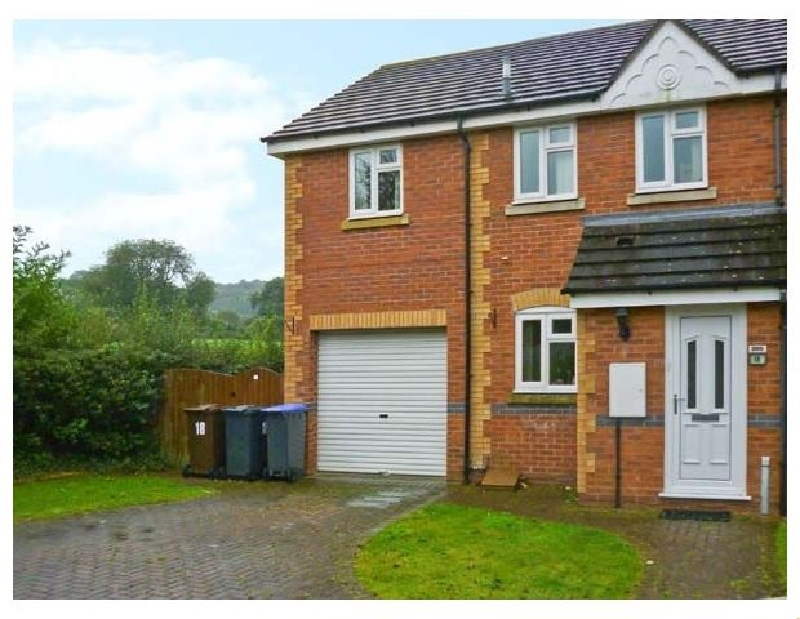 Staffordshire Cottage Holidays - Click here for more about 18 Millers View
