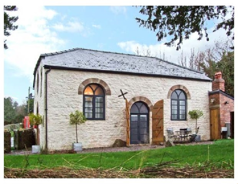 Click here for more about The Old Baptist Chapel