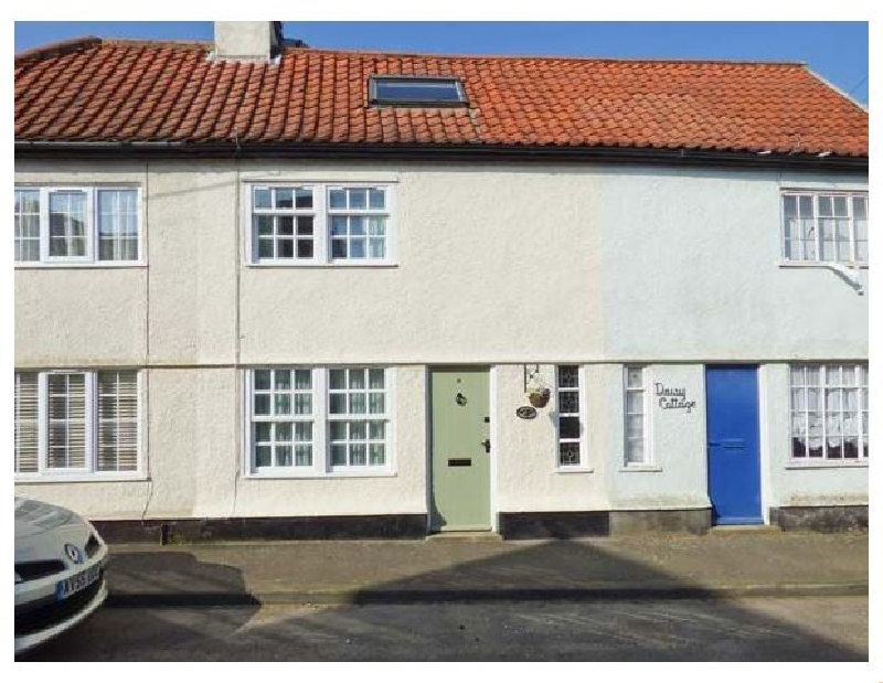 Suffolk Cottage Holidays - Click here for more about Peggotty's