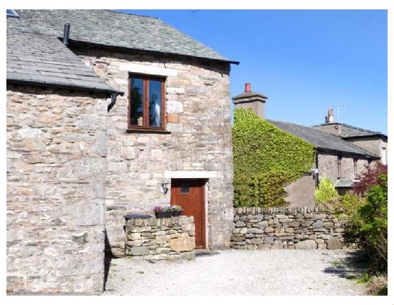 English Cottage Holidays - The Byre