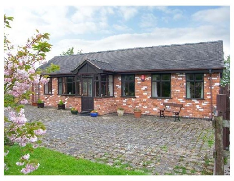 Cheshire Cottage Holidays - Click here for more about Molls Cottage