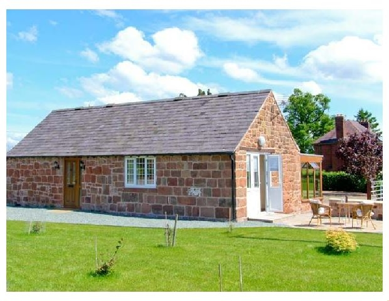 Shropshire Cottage Holidays - Click here for more about Byre Cottage