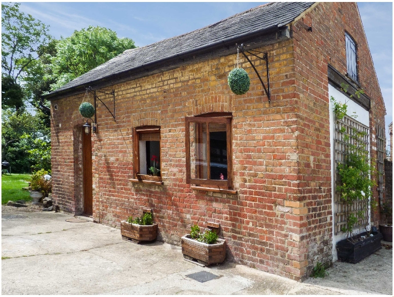 Kent Cottage Holidays - Click here for more about The Old Dairy