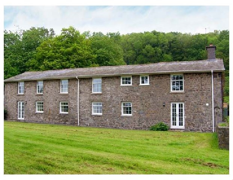 Powys Cottage Holidays - Click here for more about Old Rectory Cottage