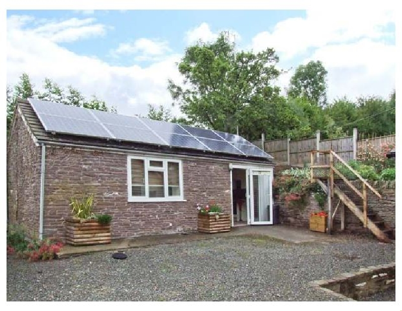 Herefordshire Cottage Holidays - Click here for more about The Chocolate House