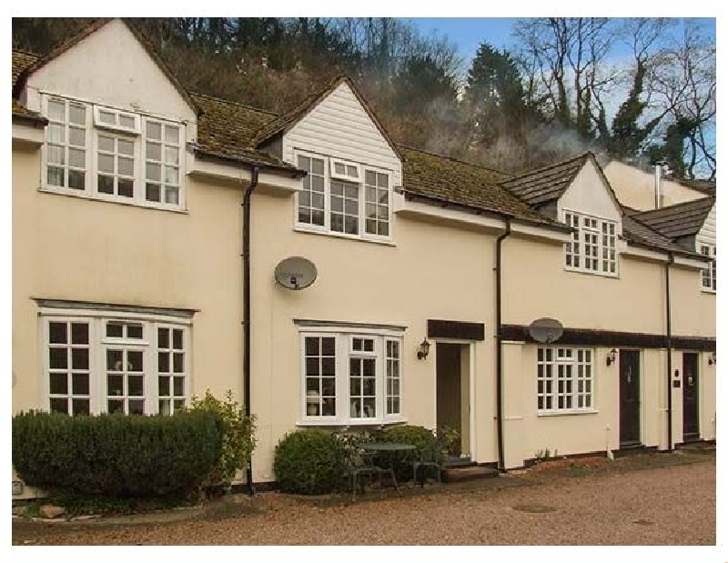 Click here for more about 5 Wye Rapid Cottages