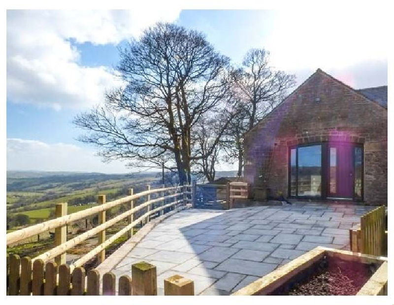Staffordshire Cottage Holidays - Click here for more about The Barn at Hill House