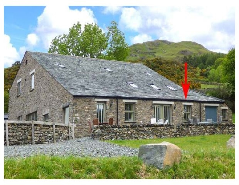 Cumbria Cottage Holidays - Click here for more about Ghyll Bank Cow Shed