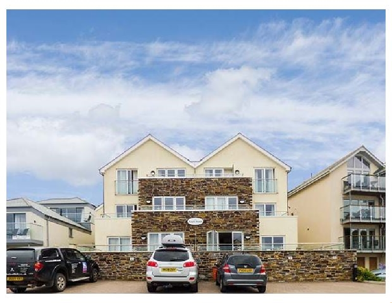 Cornwall Cottage Holidays - Click here for more about 4 The Beach House