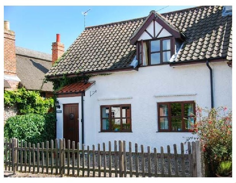 Norfolk Cottage Holidays - Click here for more about Kingsley Cottage