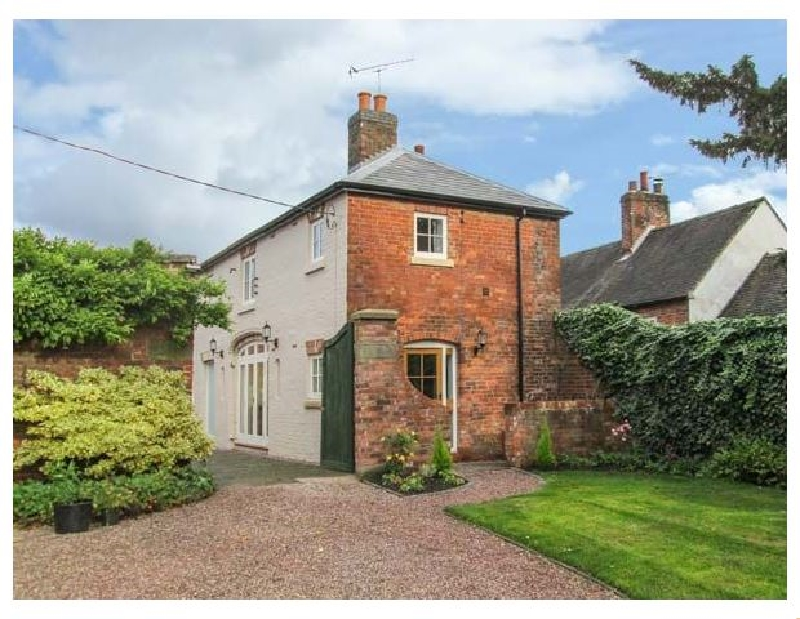 Staffordshire Cottage Holidays - Click here for more about Old Church Coach House