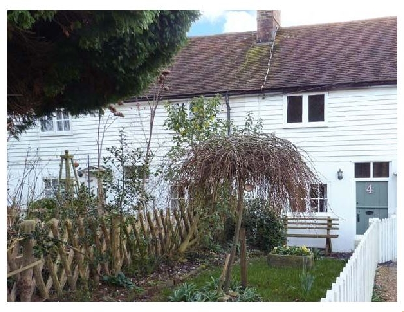 East Sussex Cottage Holidays - Click here for more about 4 Roberts Row