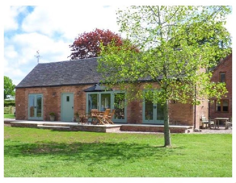 Shropshire Cottage Holidays - Click here for more about Berringtons Barn