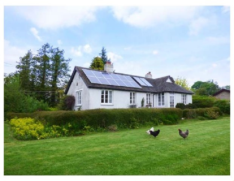 Shropshire Cottage Holidays - Click here for more about Fiddlers Green