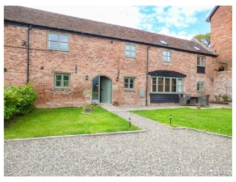 Shropshire Cottage Holidays - Click here for more about Bolting Rabbit