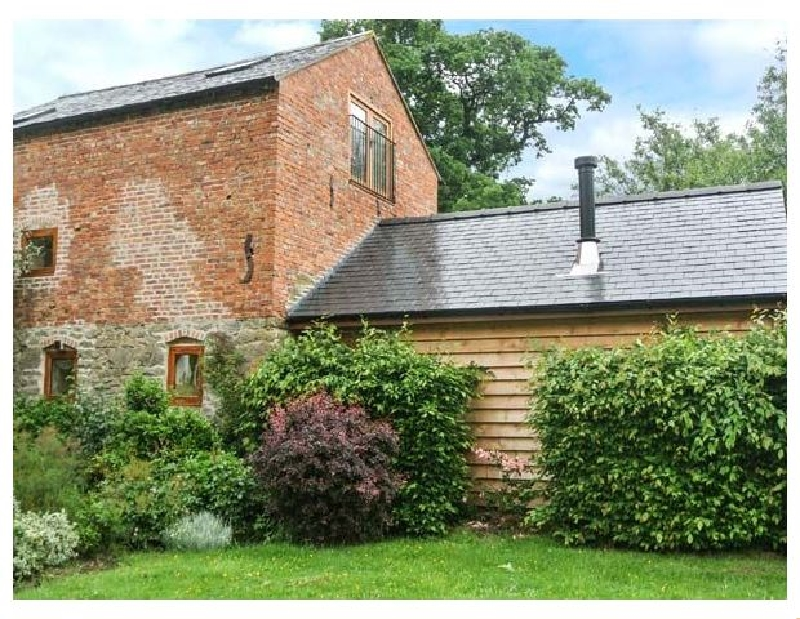 Shropshire Cottage Holidays - Click here for more about The Old Mill
