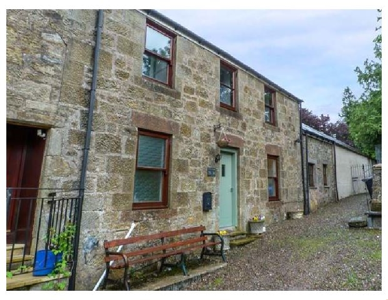 Lanarkshire Cottage Holidays - Click here for more about The Old Doctor's Cottage
