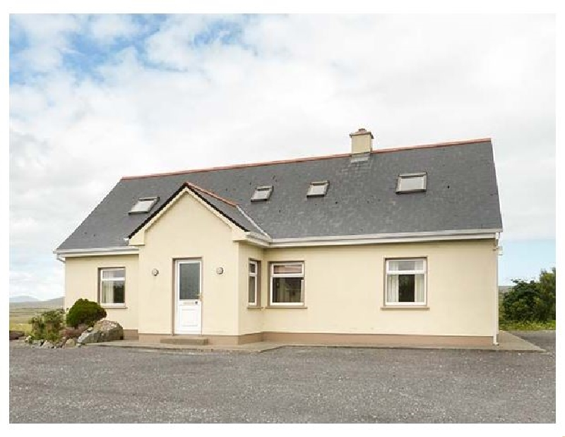 Galway Cottage Holidays - Click here for more about 1A Glynsk House