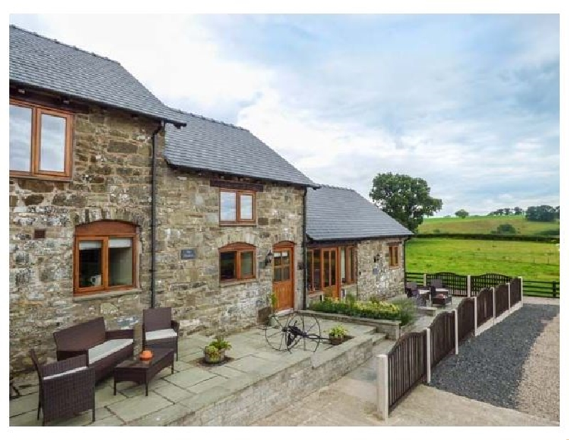 Powys Cottage Holidays - Click here for more about The Stables